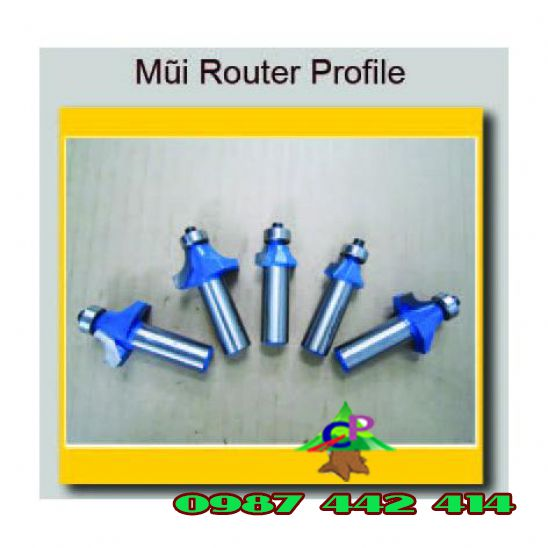 MŨI ROUTER PROFILE